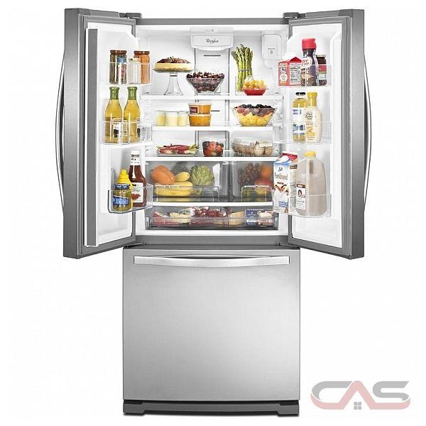 Whirlpool Wrf560seym Refrigerator Canada Best Price