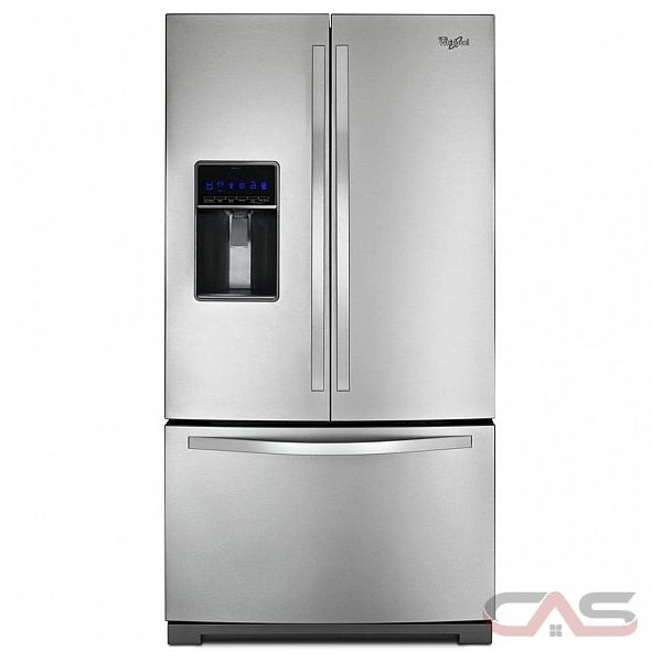 Whirlpool Kitchen Appliances Reviews: Whirlpool WRF736SDAW Refrigerator Canada