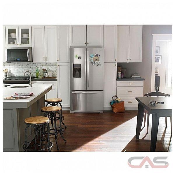 Whirlpool Wrf757sdem Refrigerator Canada Best Price