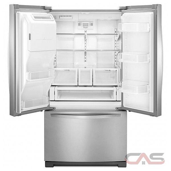 Wrf757sdem Whirlpool Refrigerator Canada Best Price