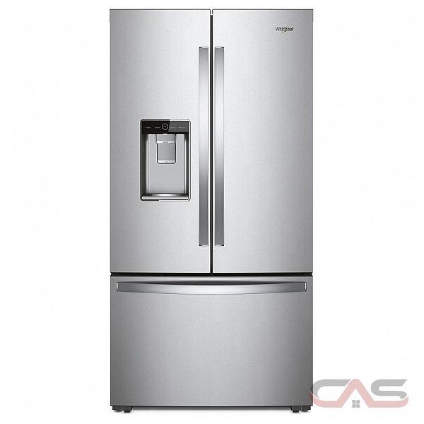 whirlpool refrigerators french door reviews