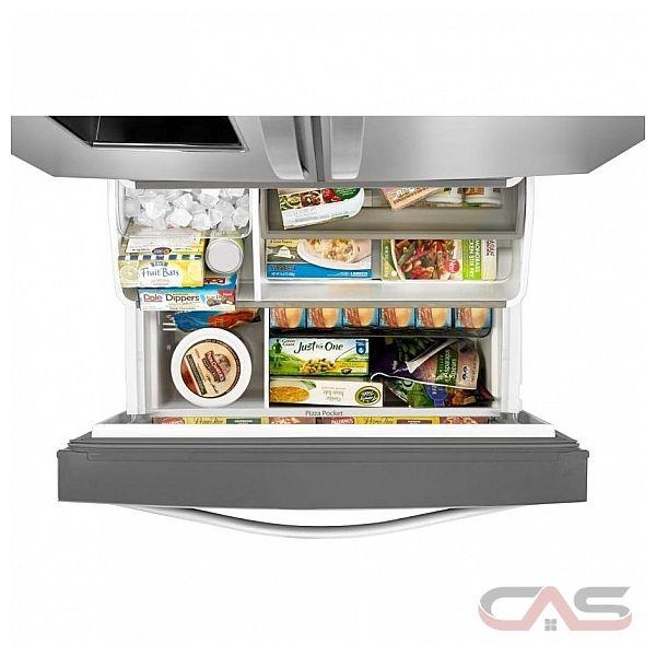 Whirlpool Wrf993fifm Refrigerator Canada Best Price