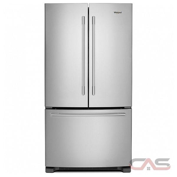 Wrfa35swhz Whirlpool Refrigerator Canada Best Price