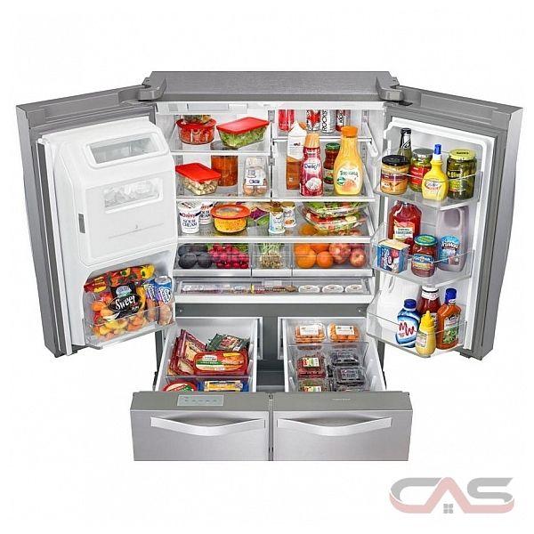 Whirlpool Wrv976fdem Refrigerator Canada Best Price