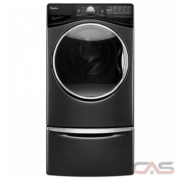 whirlpool wfw92hefbd front load washer 27 width energy star efficient 5 2 cu ft capacity. Black Bedroom Furniture Sets. Home Design Ideas