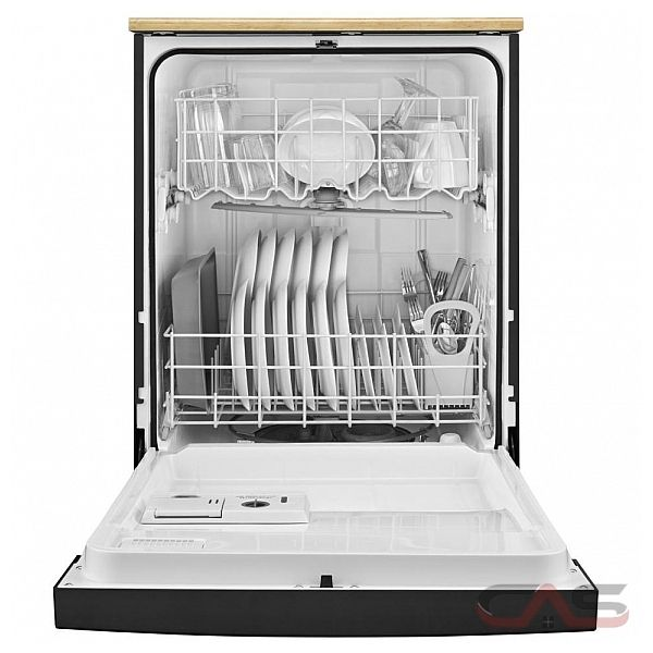 Whirlpool wdp350paaw lave vaisselle portatif 24 largeur ext rieure 3 - Lave vaisselle portatif ...