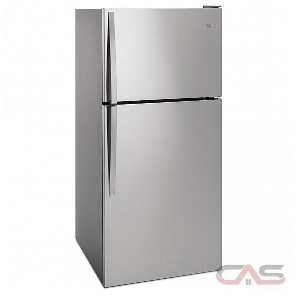 Whirlpool Kitchen Appliances Reviews: Whirlpool WRT148FZDM Refrigerator Canada