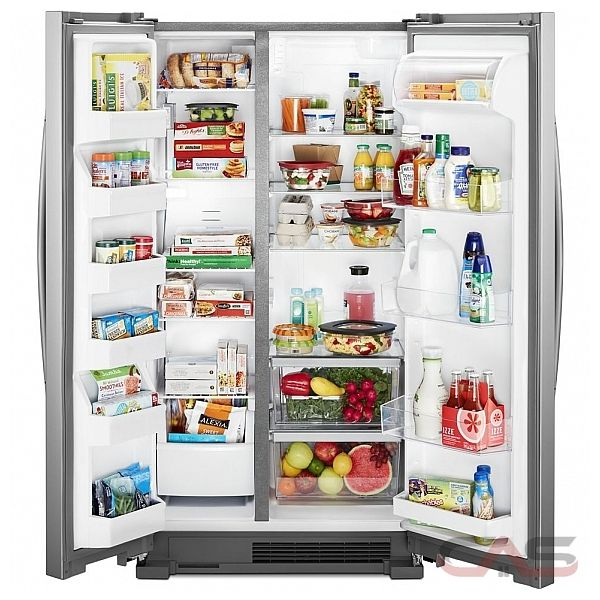 wrs315snhm whirlpool refrigerator canada - best price  reviews and specs