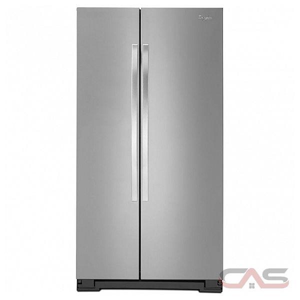 Wrs322fnam Whirlpool Refrigerator Canada Best Price