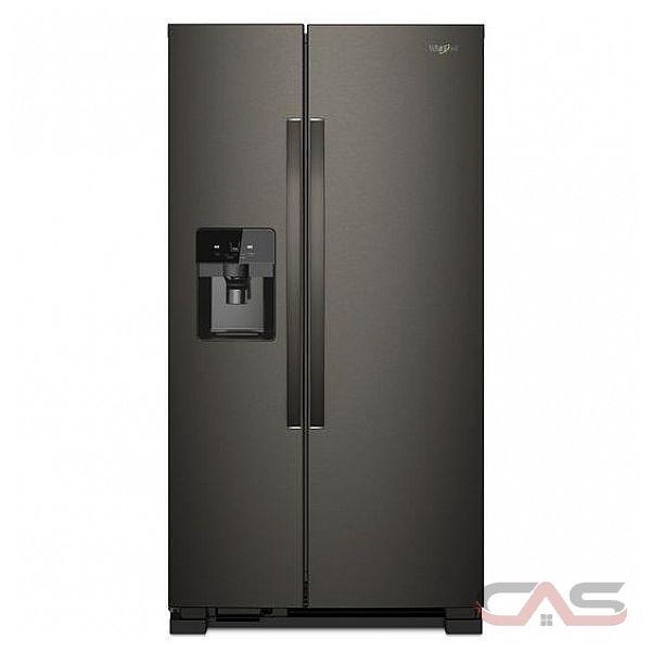 Whirlpool Wrs325sdhv Refrigerator Canada Best Price