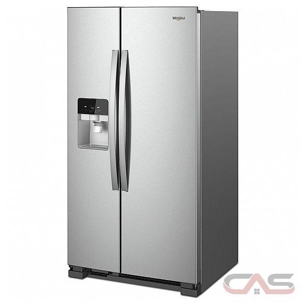 Whirlpool Wrs325sdhz Refrigerator Canada Best Price