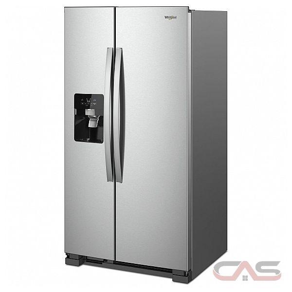 Wrs325sdhz Whirlpool Refrigerator Canada Best Price