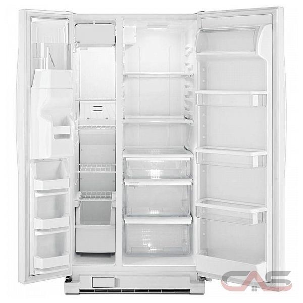 Whirlpool Wrs342fiam Refrigerator Canada Best Price