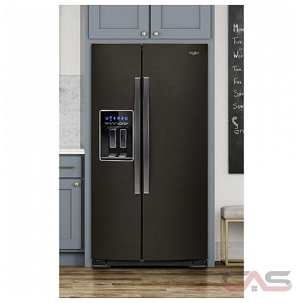 Wrs588fihv Whirlpool Refrigerator Canada Best Price