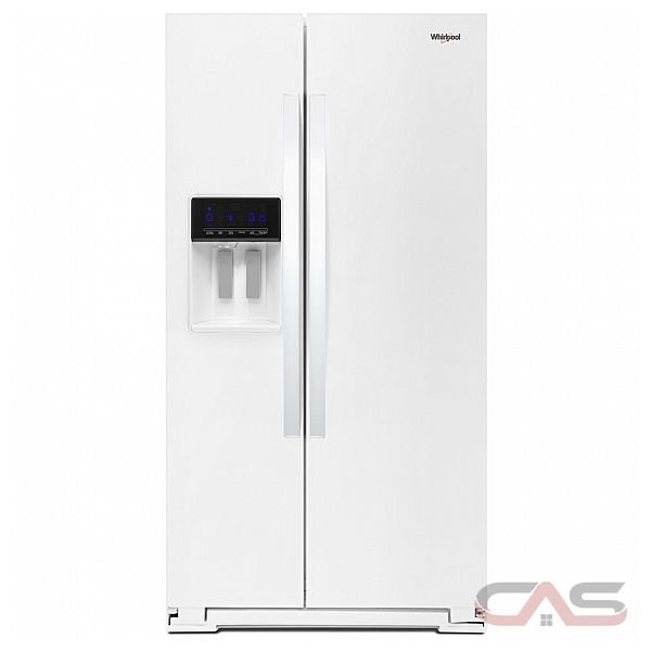 Wrs588fihw Whirlpool Refrigerator Canada Best Price