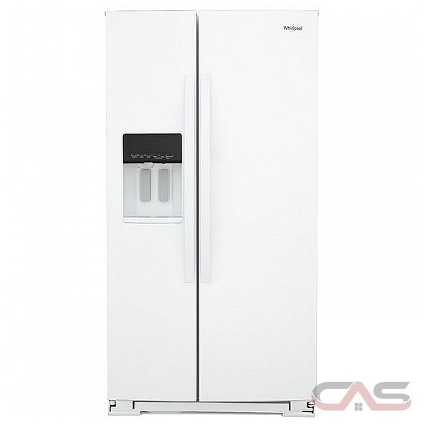 Whirlpool Wrs588fihw Refrigerator Canada Best Price