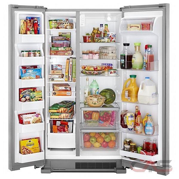 Wrsa15snhz Whirlpool Refrigerator Canada Best Price