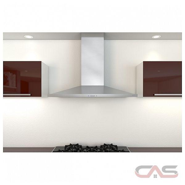 zephyr zane30bs hotte 30 largeur ext rieure chemin e halog ne 600 cfm grille en aluminium. Black Bedroom Furniture Sets. Home Design Ideas