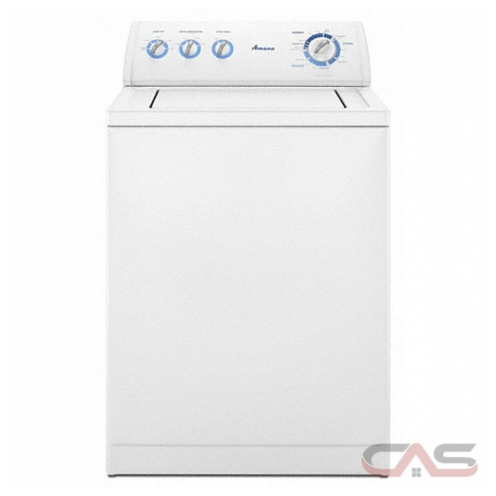 NTW4600VQ Amana Washer Canada - Best Price, Reviews and