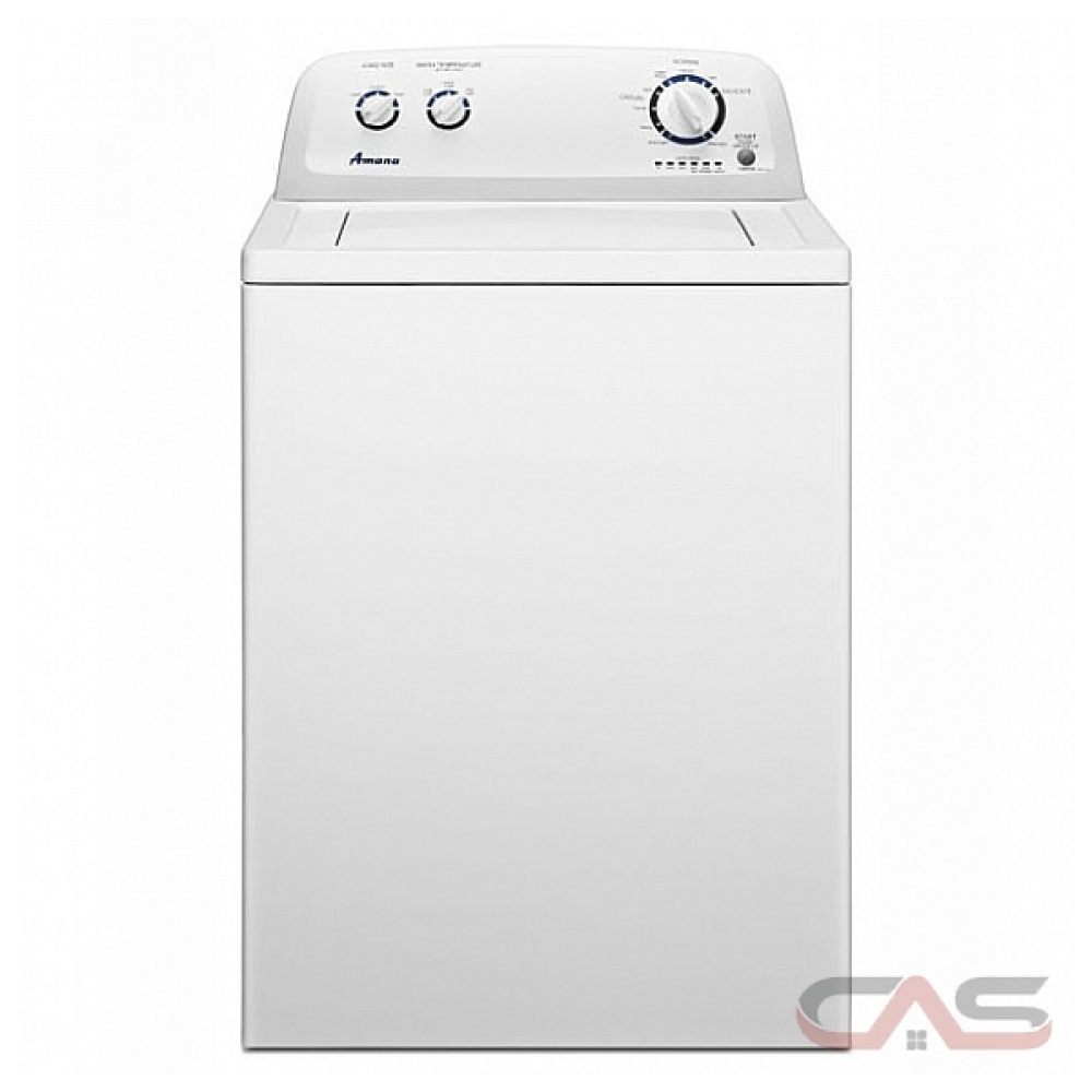 NTW4601BQ Amana Washer Canada - Best Price, Reviews and Specs