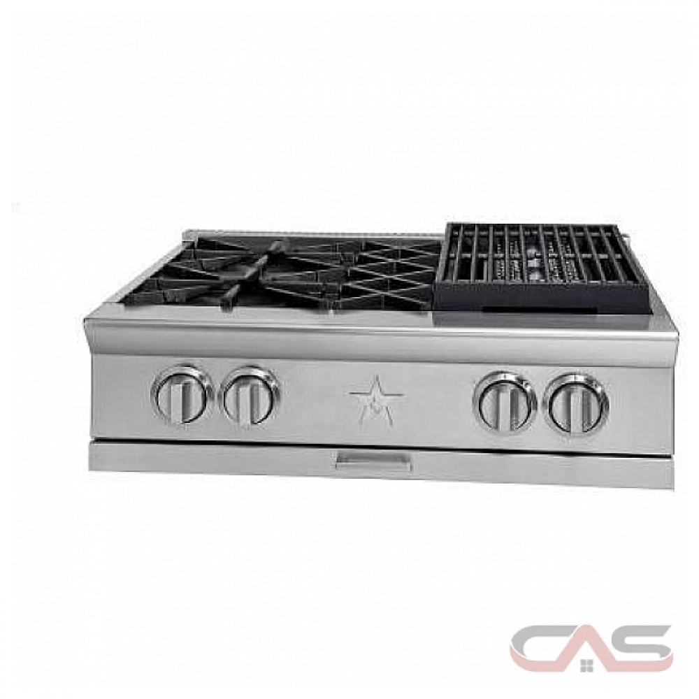 BSPRT304B BlueStar Cooktop Canada - Best Price, Reviews and