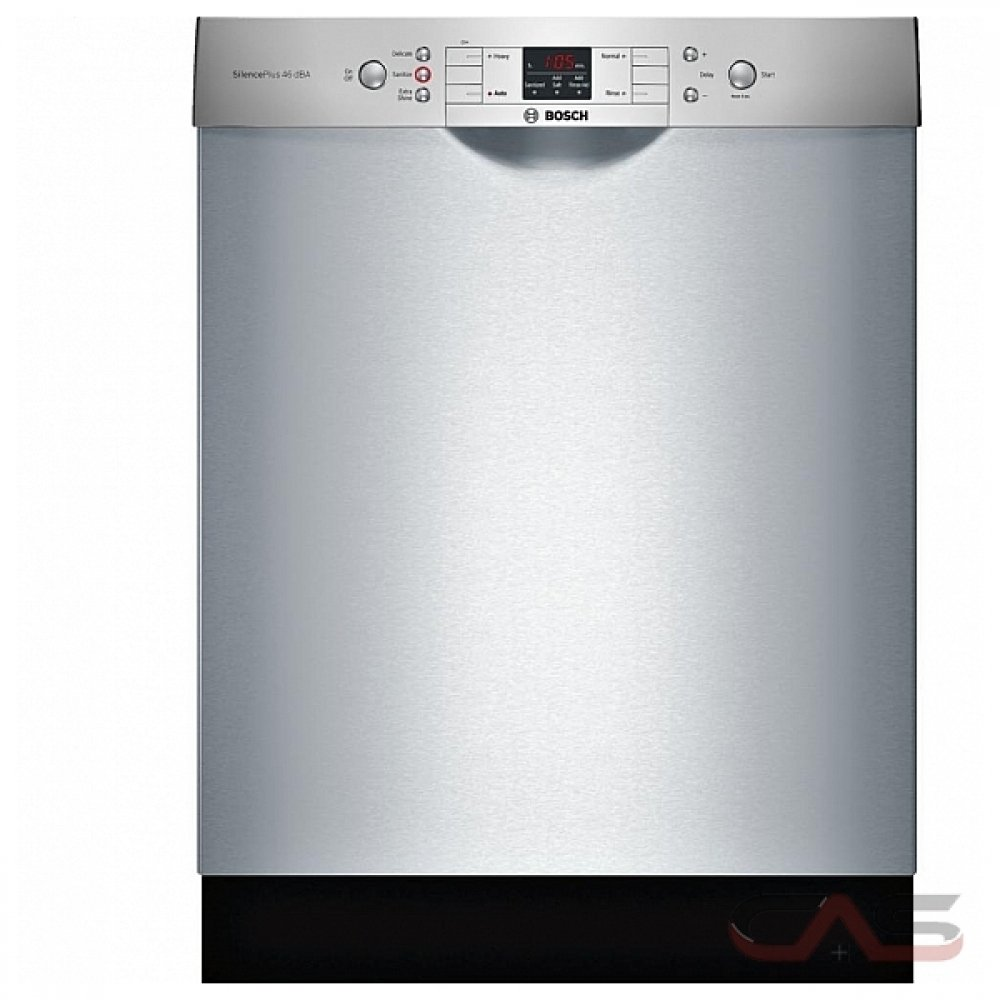 Sge53u55uc Bosch 300 Series Dishwasher Canada Best Price