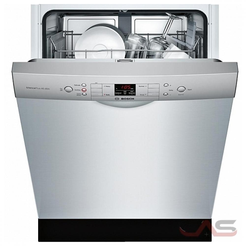 Sge53u55uc Bosch 300 Series Dishwasher Canada Best Price
