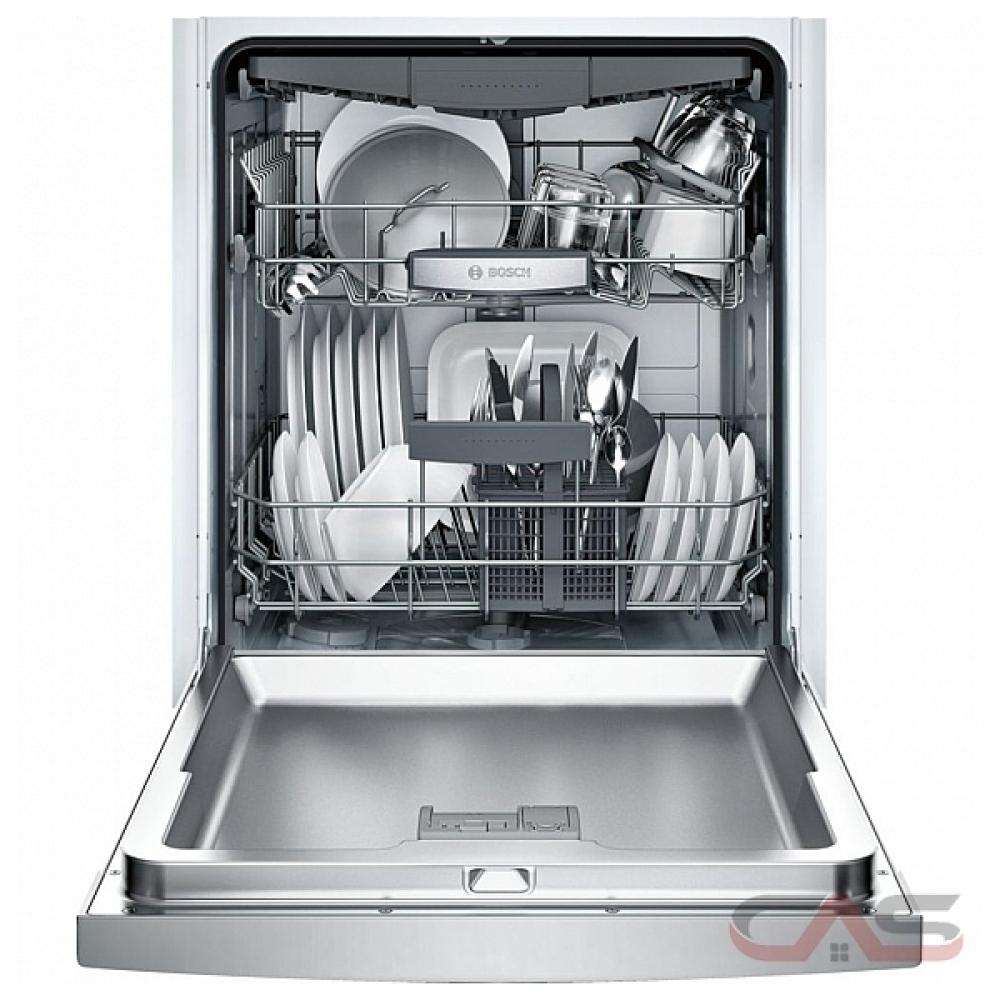 Sge68x55uc Bosch 800 Series Dishwasher Canada Best Price