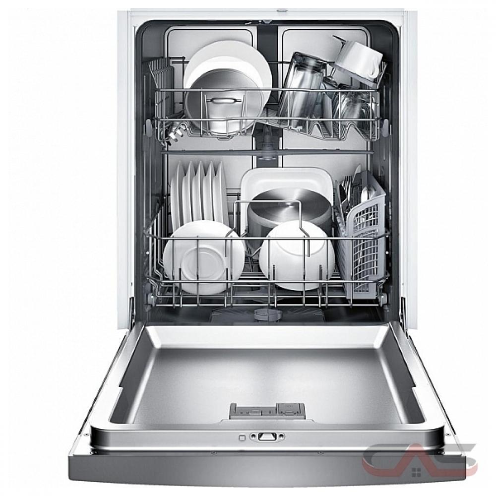 She33t55uc Bosch 300 Series Dishwasher Canada Best Price