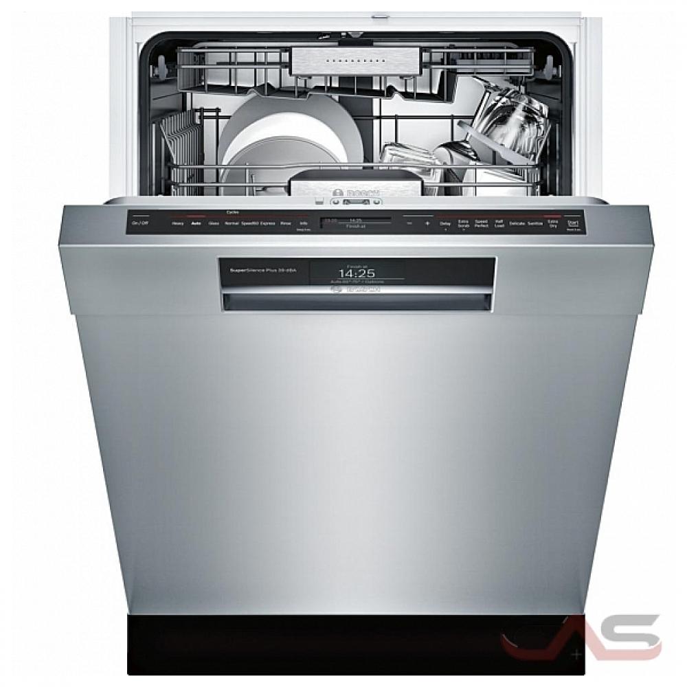 She89pw55n Bosch Benchmark Series Dishwasher Canada Best
