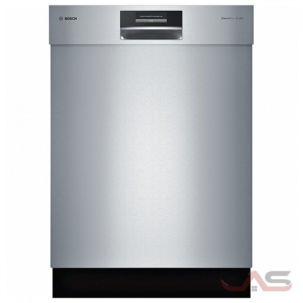 She8pt55uc Bosch Benchmark Series Dishwasher Canada Best