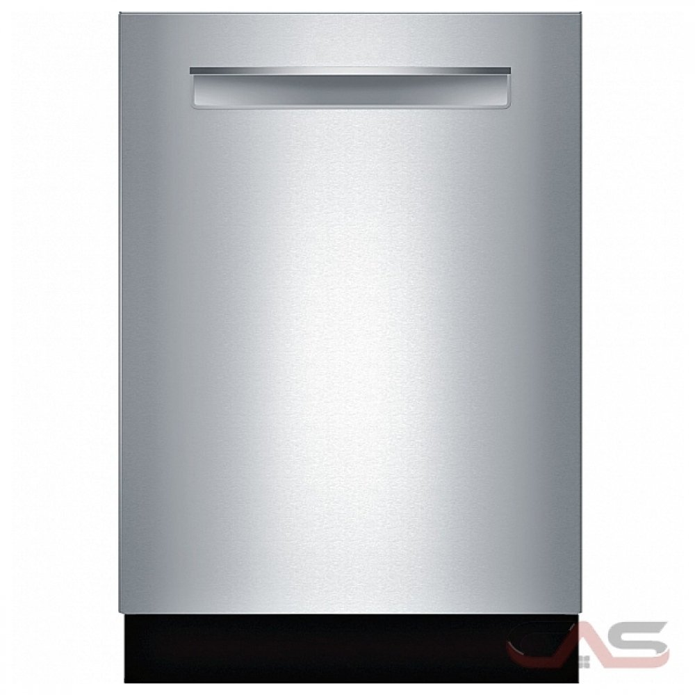 Shp65t55uc bosch 500 series dishwasher canada best price - Portable dishwasher stainless steel exterior ...