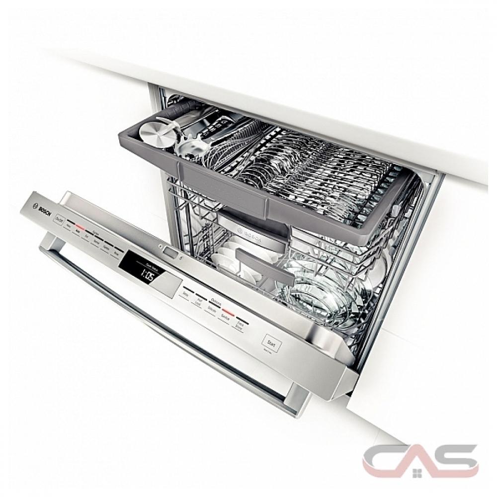 Shx65t55uc Bosch 500 Series Dishwasher Canada Best Price