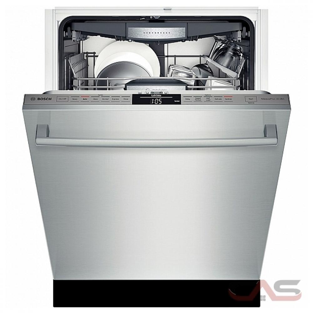 Shx7pt55uc Bosch 800 Series Dishwasher Canada Best Price