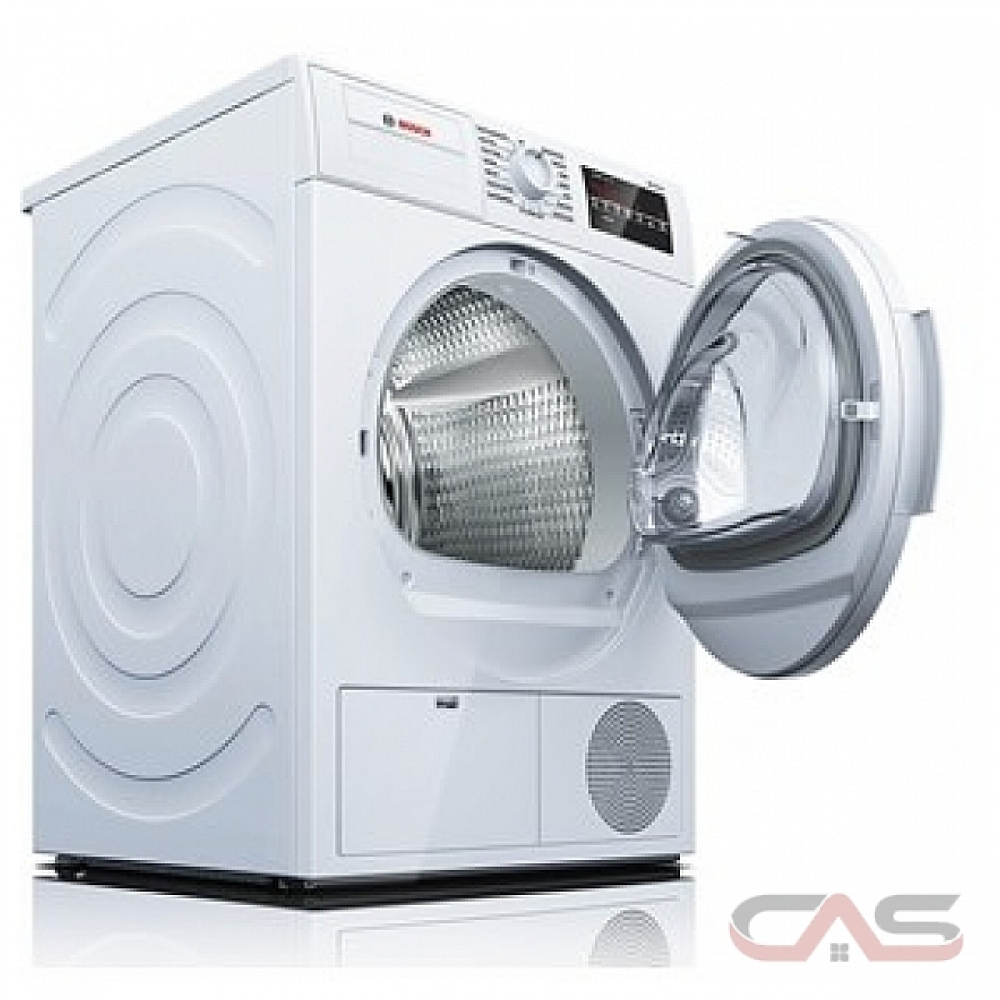 Bosch Dryer: WTG86400UC Bosch 300 Series Dryer Canada