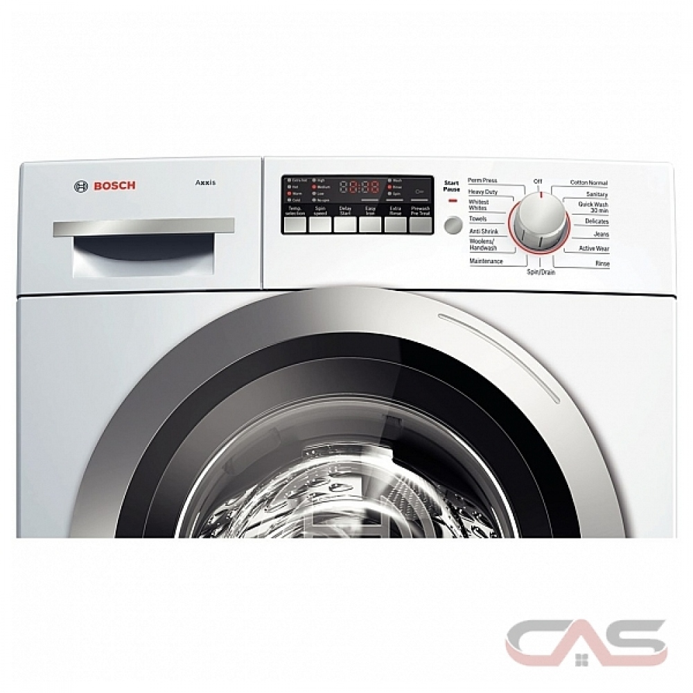 WAP24201UC Bosch Washer Canada - Best Price, Reviews and Specs