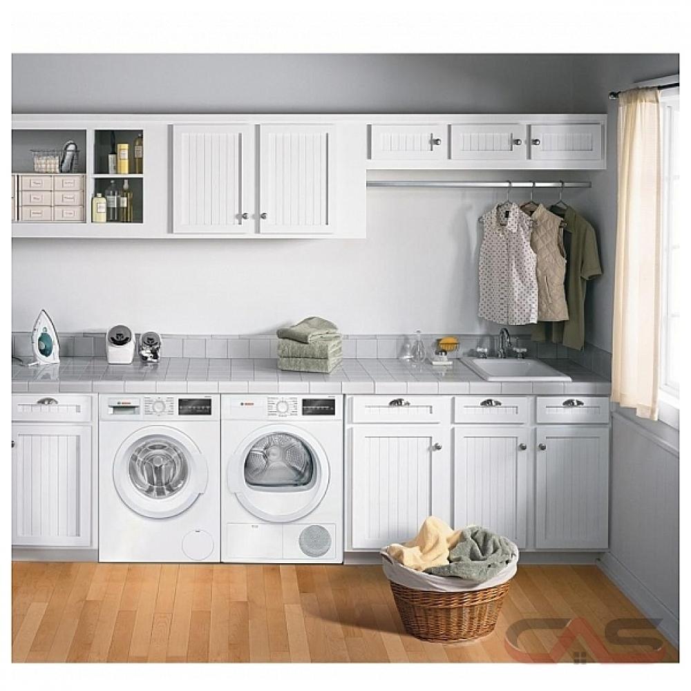 Apartment Size Washer Dryer Ottawa: WAT28400UC Bosch 300 Series Washer Canada