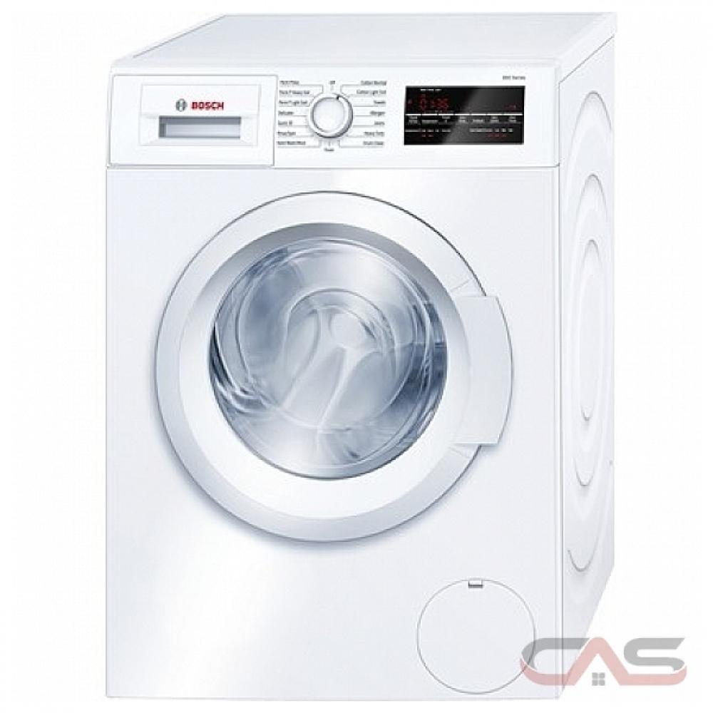 WAT28400UC Bosch 300 Series Washer Canada