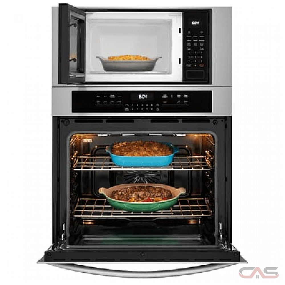 Fgmc3066uf Frigidaire Gallery Wall Oven Canada Best