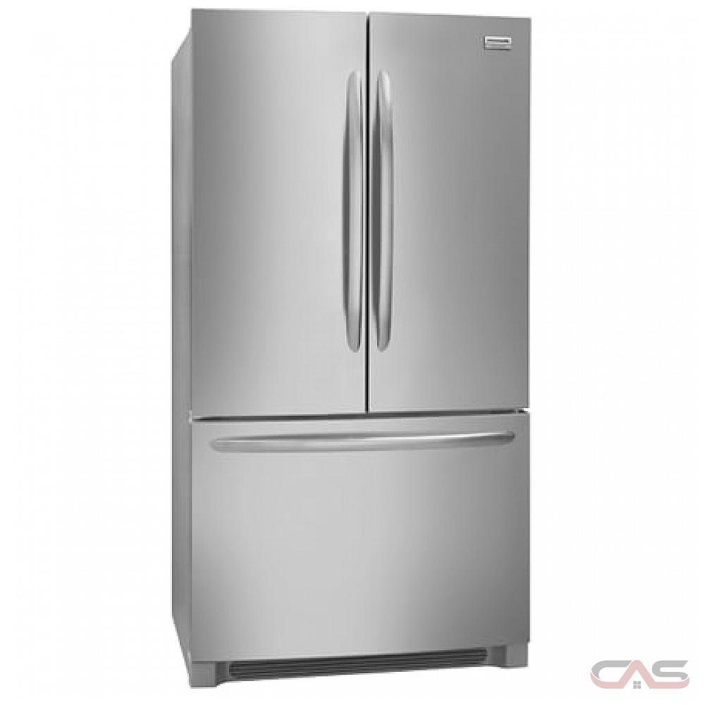 Fghg2368tf Frigidaire Gallery Refrigerator Canada Best
