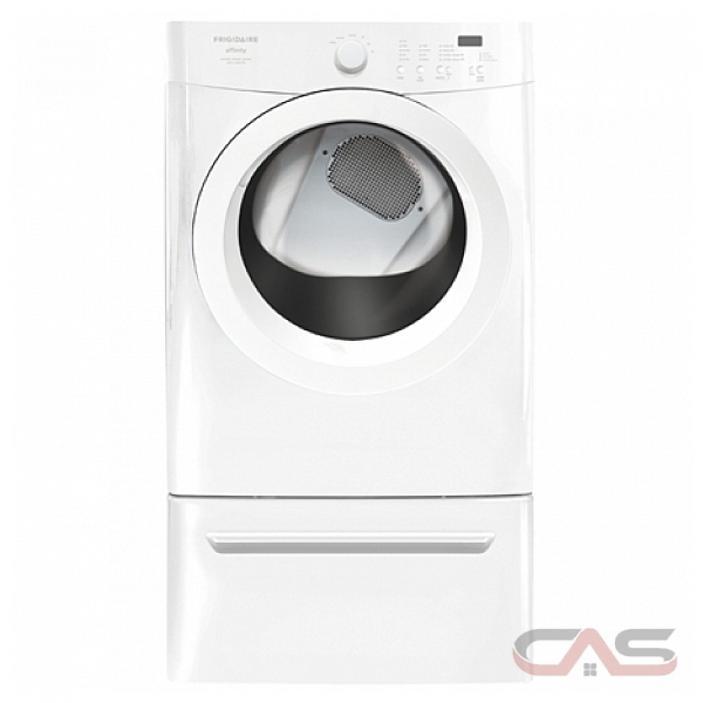 Caqe7001lw Frigidaire Dryer Canada Best Price Reviews