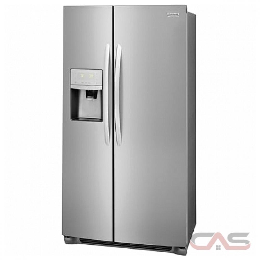 Fgss2635tf Frigidaire Gallery Refrigerator Canada Best