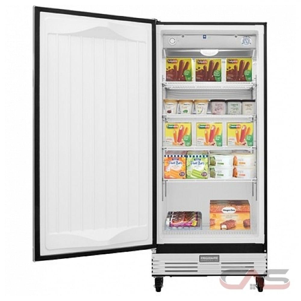 Fcfs181lqb Frigidaire Freezer Canada Best Price Reviews