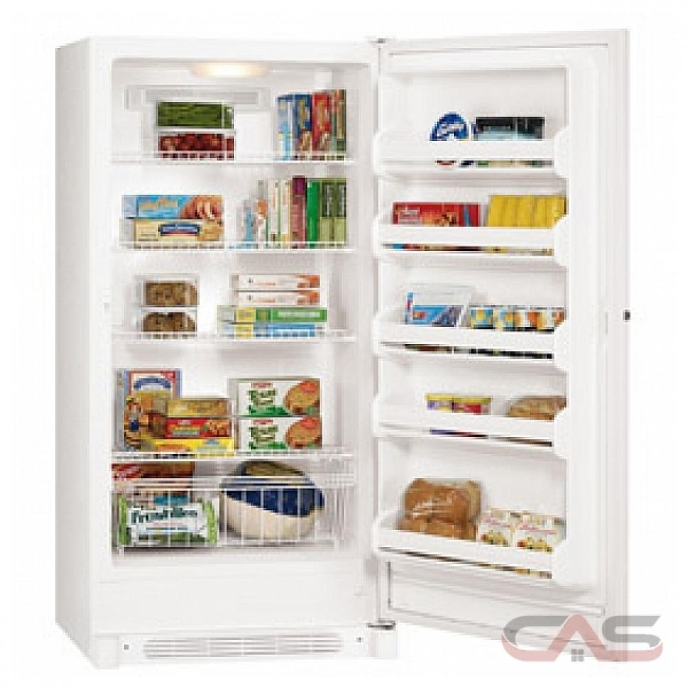 Ffu17f5hw Frigidaire Freezer Canada Best Price Reviews