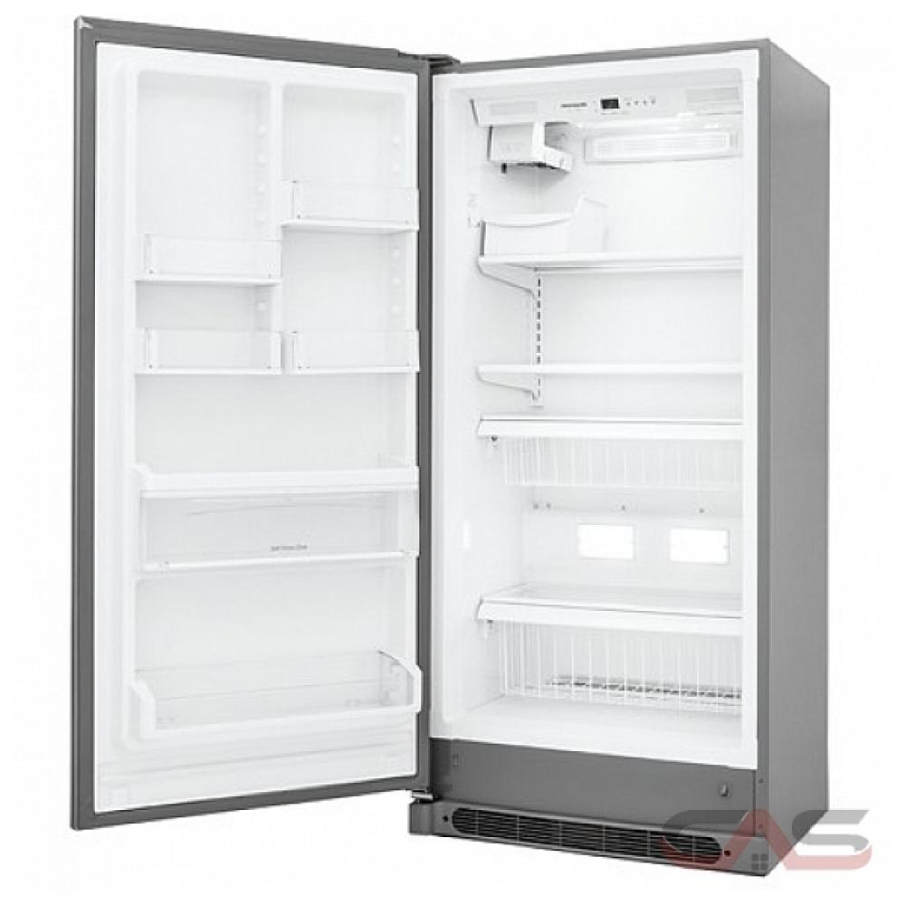 Fgfu19f6qf Frigidaire Gallery Freezer Canada Best Price