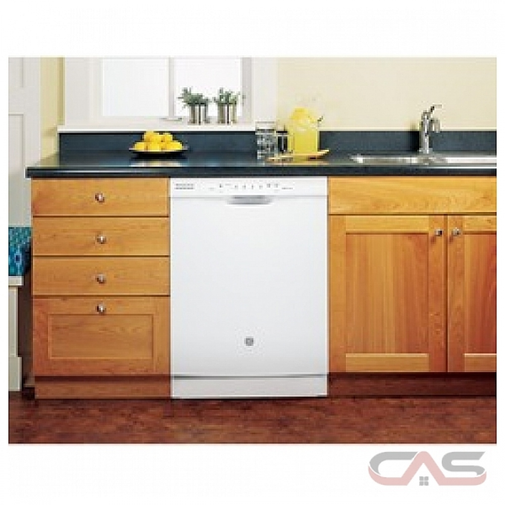 Whirlpool Wdf518saaw Whirlpool 18 In 57 Decibel Built In: GDF510PGJWW GE Dishwasher Canada