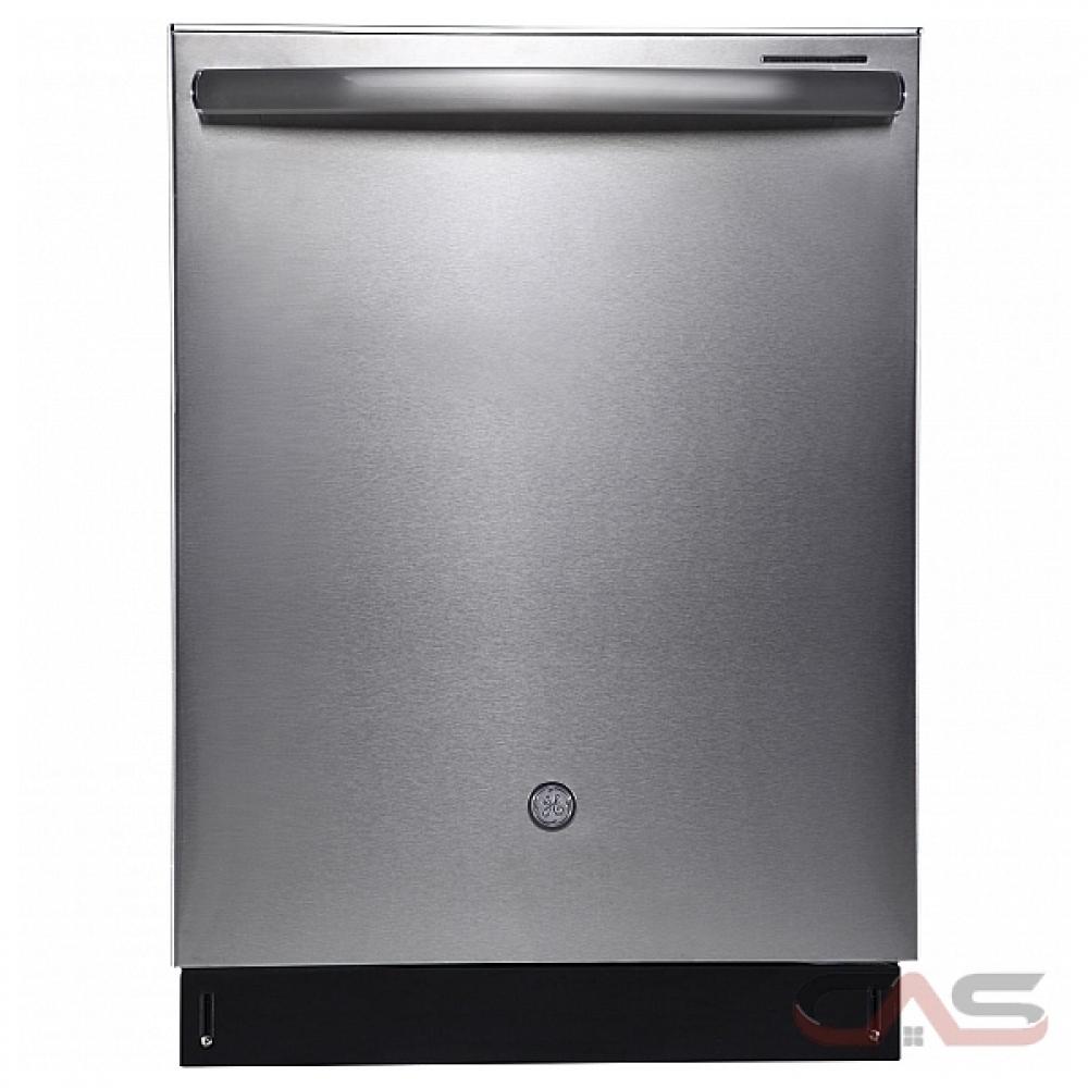 GE PBT660SSLSS Built-In Undercounter Dishwasher, 24 Exterior Width, on