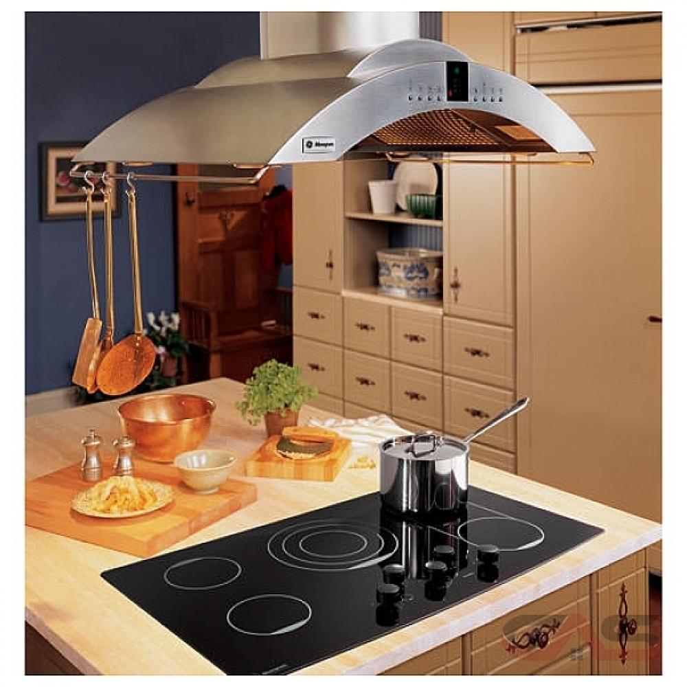 Kitchen Lighting Montreal: ZV850SPSS Monogram Ventilation Canada