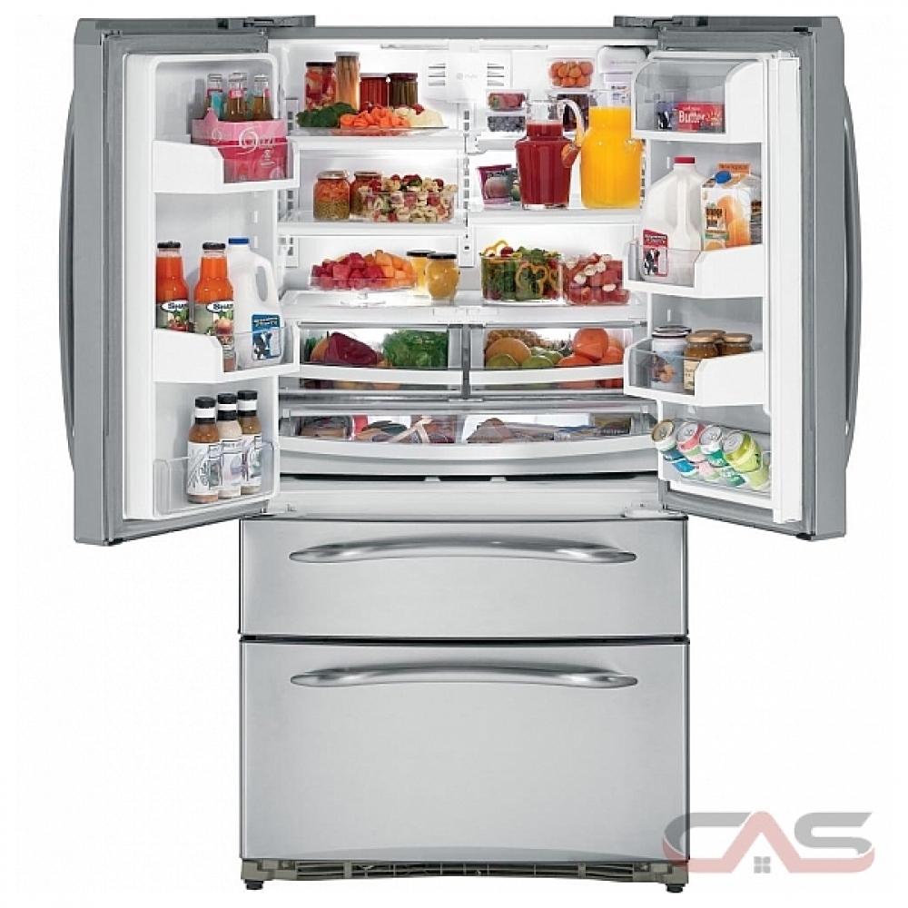 Pgss5pjzss Ge Profile Refrigerator Canada Best Price