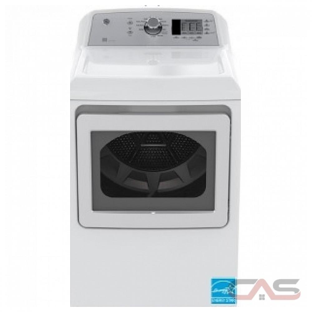 GTD65EBMKWS GE Dryer Canada